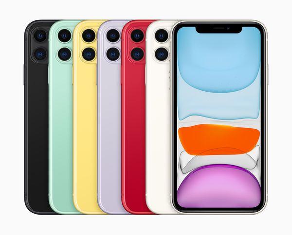 iPhone 11 on vetänyt iPhone-myyntiä.