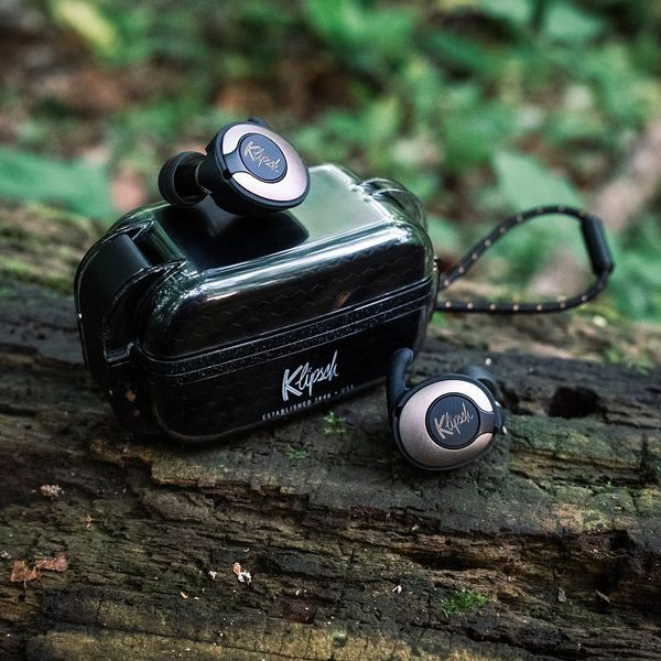 Klipsch T5 II True Wireless Sport -kuulokkeet.