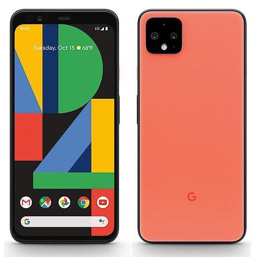 Google Pixel 4 XL, Oh So Orange.