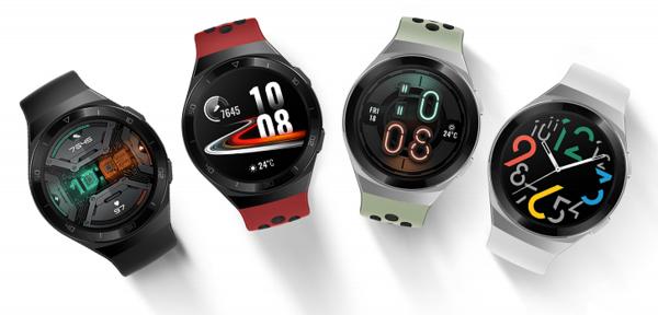 Huawei Watch GT 2e poikkeaa tyyliltään edeltäjämallista.