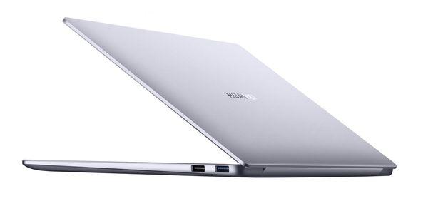 Huawei MateBook 14″ (2020) sisältää myös kaksi USB-A-tyypin porttia.