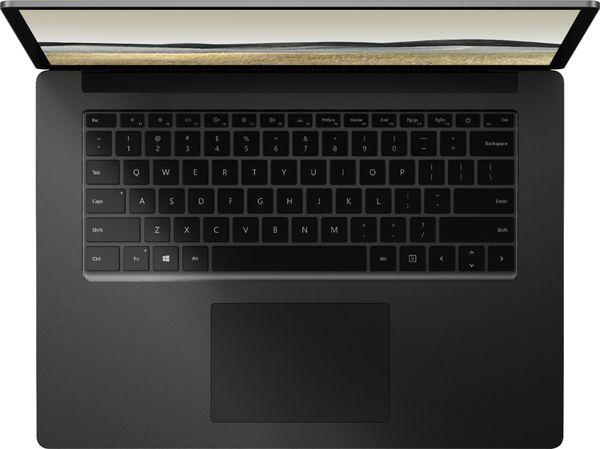Sisältä metallipintainen suurempi Surface Laptop 3.