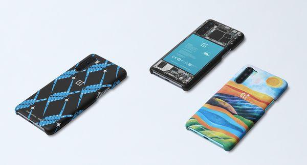 OnePlus Nordin erikoissuojakuoria.