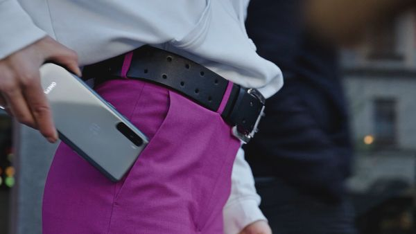 OnePlus Nordin takakamerat, joita pitäisi olla neljä kappaletta, sijaitsevat allekkain vasemmassa ylänurkassa.