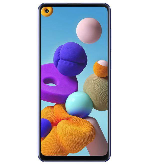 Samsung Galaxy A21s.