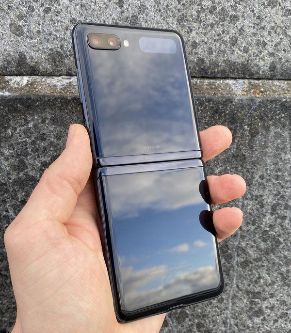 Galaxy Z Flip on lasia.