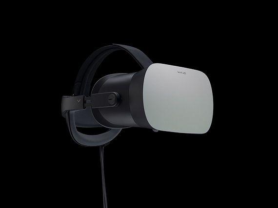 Varjo VR-1 -virtuaalitodellisuuslasit.