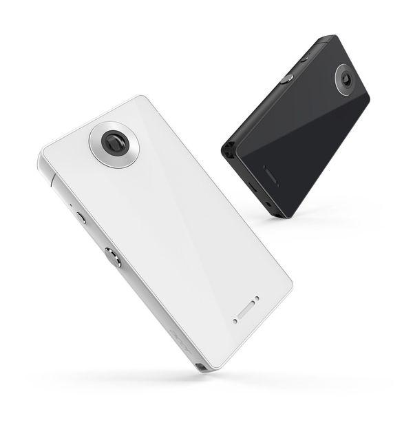 Acerin Holo360-kamera on suunnattu aktiivisille käyttäjille.