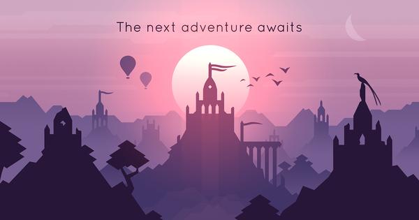 Alto's Odyssey kutsuu seikkailuun.