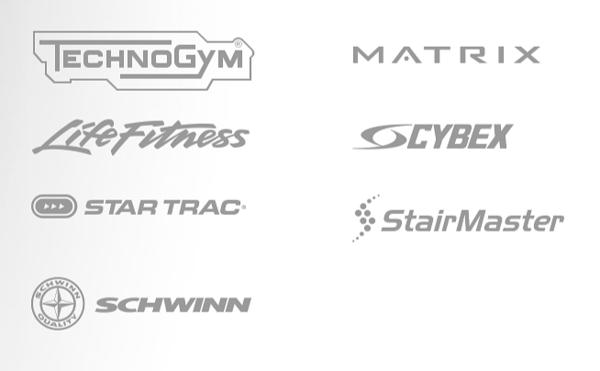 Kuntosalilaitteiden valmistajat, jotka ovat tuomassa Apple Watch -yhteensopivia laitteita.