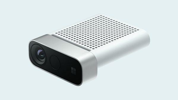 Ohjelmistonkehittäjille suunnattu Azure Kinect.