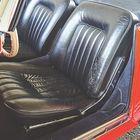 507:n nahkaistuimissa on yllättävän mukava istua pidempikin matka. Istuma-asento on urheiluautomaisen matala.