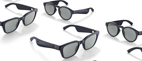 Frames-lasit näyttävät melkein tavallisilta aurinkolaseilta. Saatavilla on kaksi erilaista mallia.
