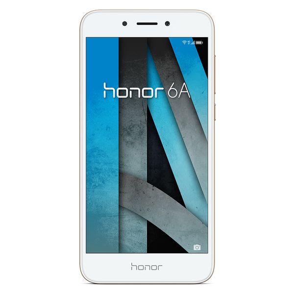 Honor 6A:n tyyli on tuttua Honoria.