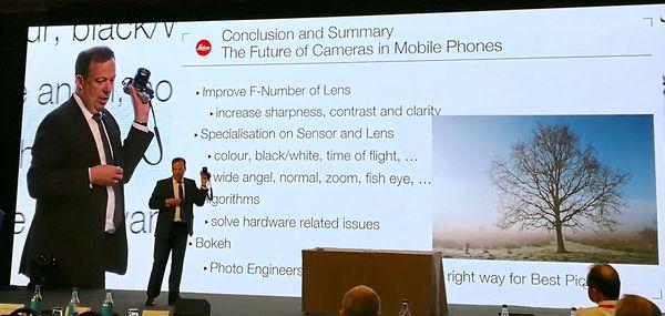 Kameratekniikan tulevia edistysaskeleita älypuhelimissa.