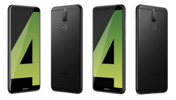 Huawei Mate 10 Lite. Kuvat Belsimpelin verkkokaupasta.