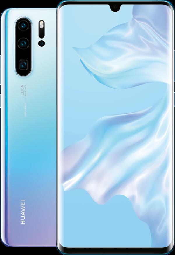 Huawei P30 Pro, kristalli.