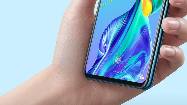 Huawei on parantanut näytönalaista sormenjälkilukijaansa uusissa P30-puhelimissa.