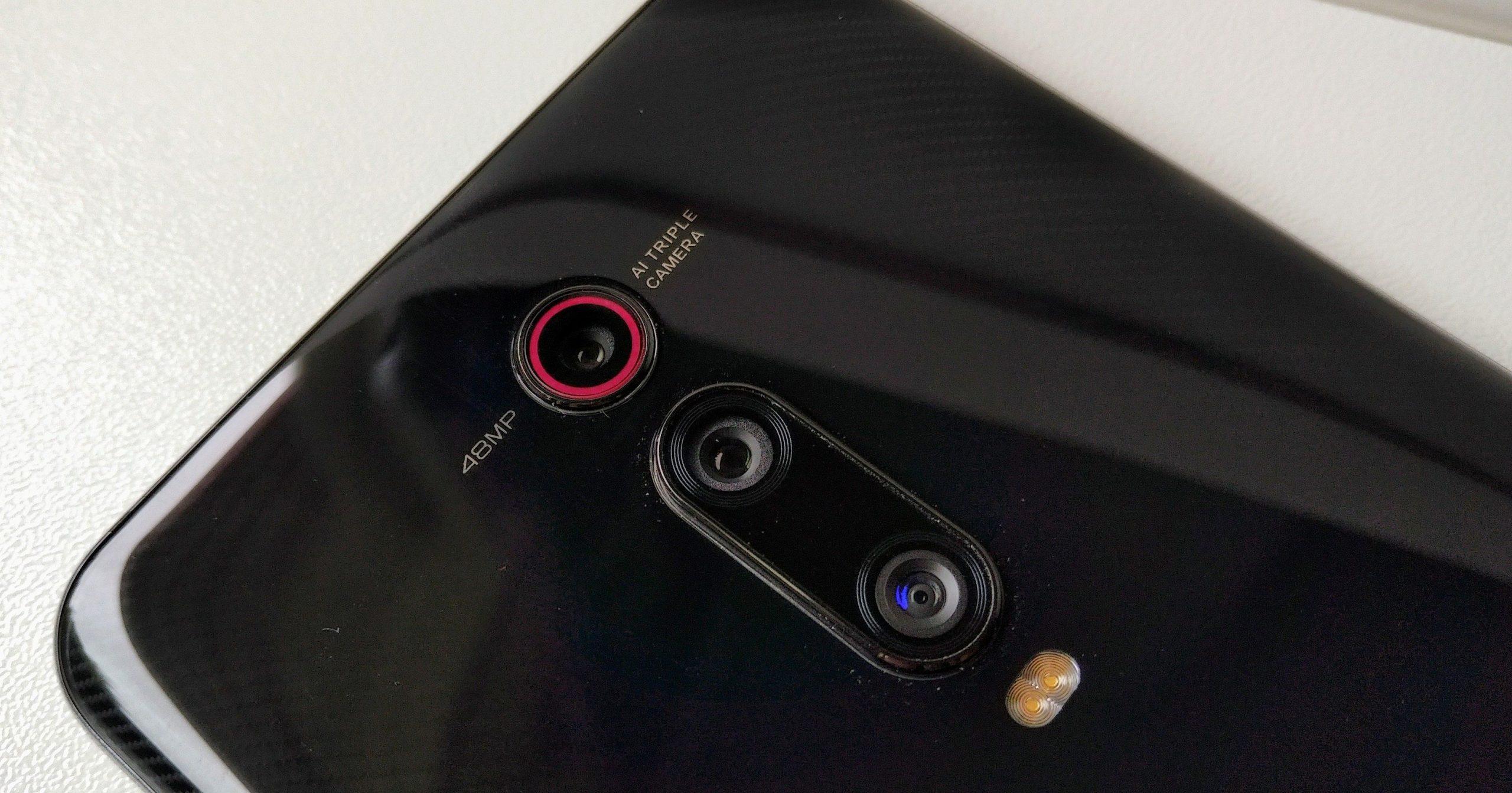 Xiaomi Mi 9T:n takakamera on erinomainen.
