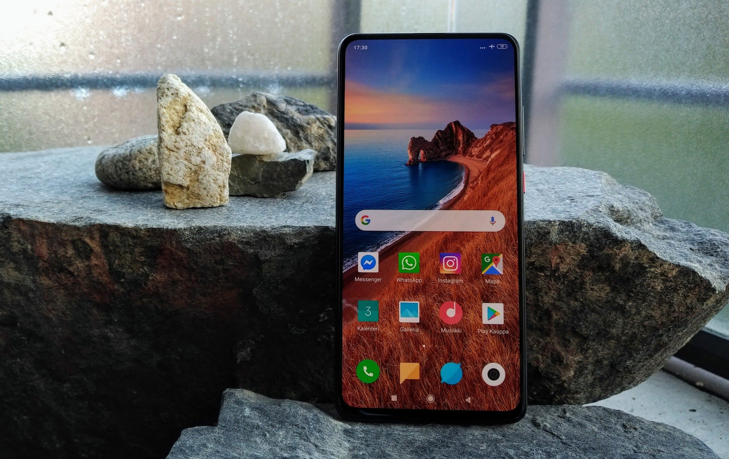 Xiaomi Mi 9T on erinomainen älypuhelin.