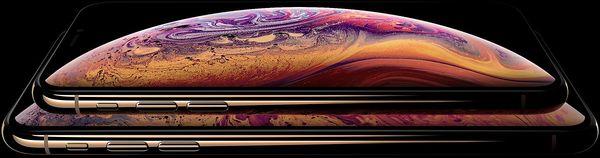 iPhone XS ja iPhone XS Max.