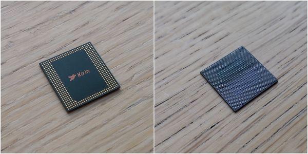 Huawein Kirin 980 -piiri sisältää 6,9 miljardia transistoria.