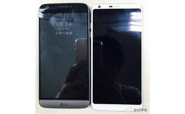 LG G5 vs. G6.
