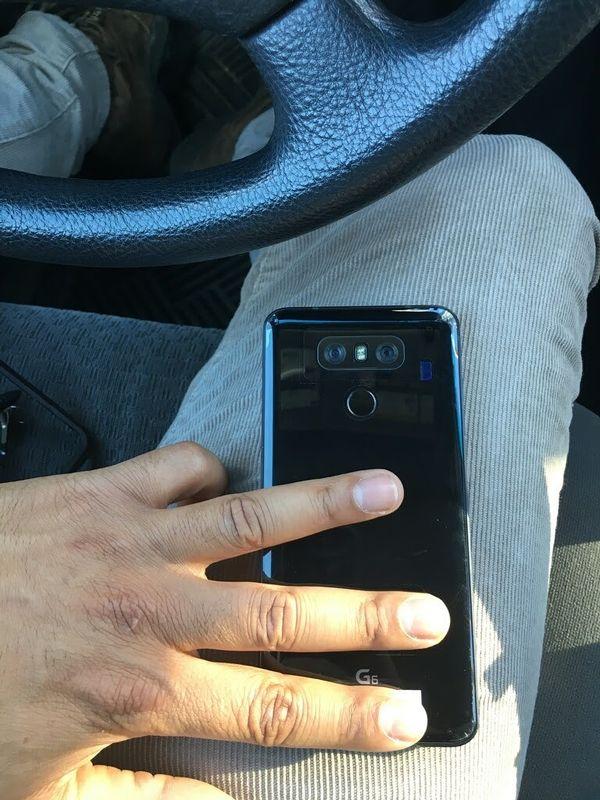 LG G6 Business Insiderin julkaisemassa kuvassa.