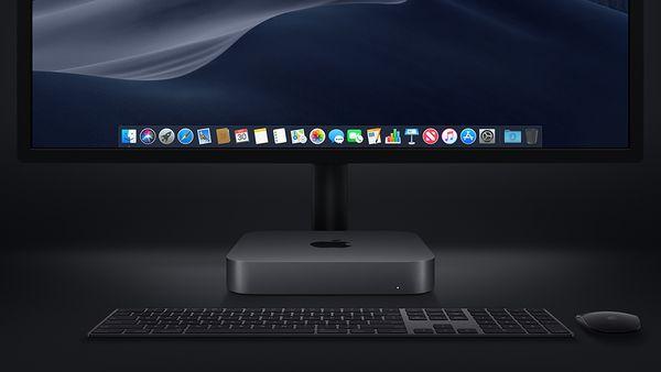 Uusi Mac mini.