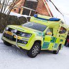 Tamperelainen Tamlans tekee Amarokin pohjalle myös ambulanssia