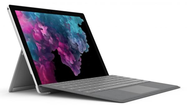 Microsoft Surface Pro 6.