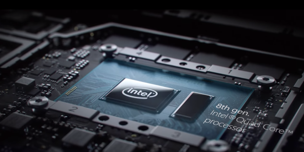 Myös Surface Pro 6 on saanut 8. sukupolven Intel-suorittimet.