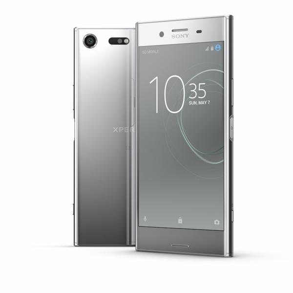 Sony Xperia XZ Premium.