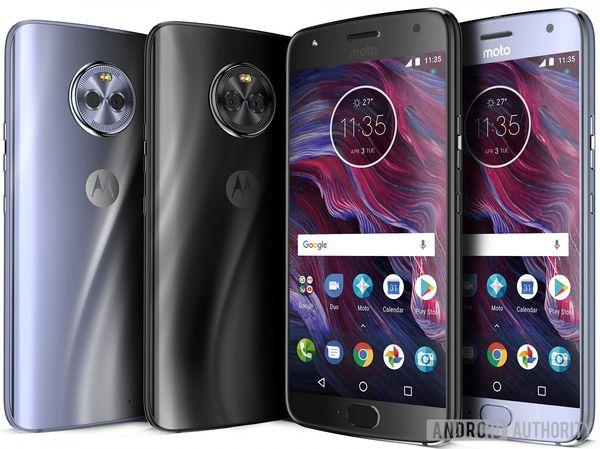 Moto X4 Android Authorityn aiemmin julkaisemassa lehdistökuvassa.