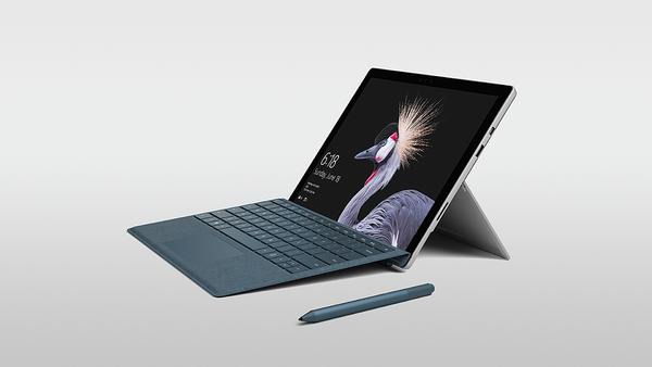 Microsoft Surface Pro (2017).