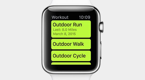 Apple Watchia mainostettiin juoksijan parhaana kaverina.