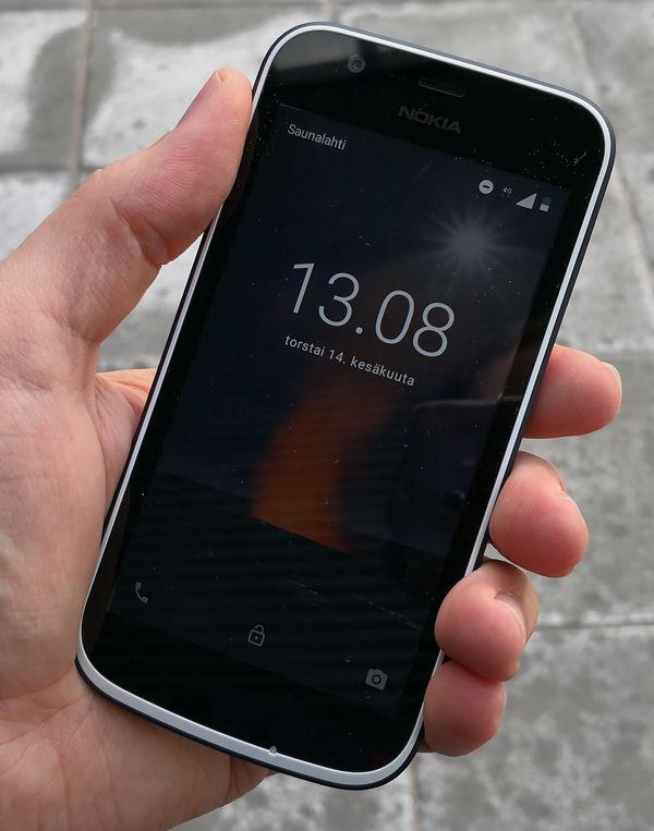 Nokia 1:llä on vahvuutensa, mutta myös heikkoutensa – lähinnä suorituskyvyssä.