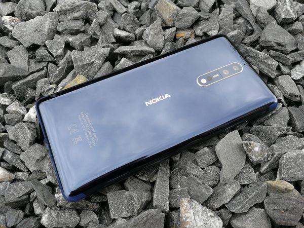 Nokia 8 on vahva aloitus huippupuhelinten sarjassa HMD Globalilta.