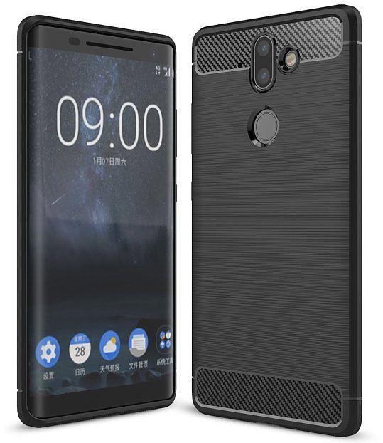 Nokia 9:lle väitetysti sopivat kuoret.
