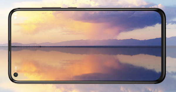 Nokia X71 on ensimmäinen Nokia-älypuhelin kamerareikänäytöllä.