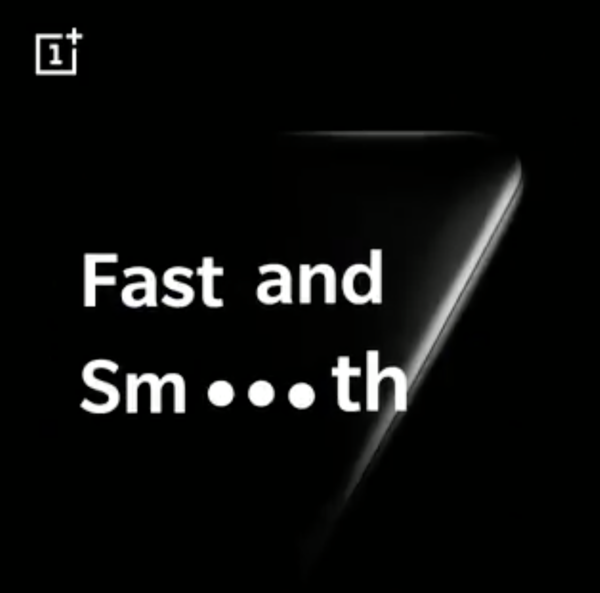 OnePlussan mukaan uusien puhelinten näyttö on nopea ja sulava.