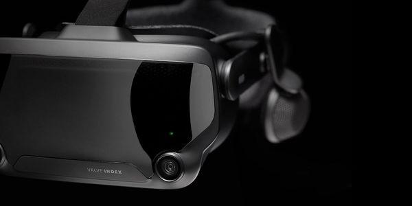 Index VR:ssä on kaksi kameraa.