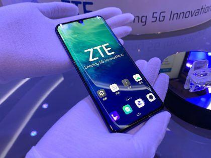 ZTE Axon 10 Pro 5G on Elisan ensimmäisiä 5G-älypuhelinmalleja Suomessa.