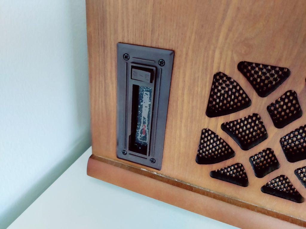 Lenco Classic Phono cassette player