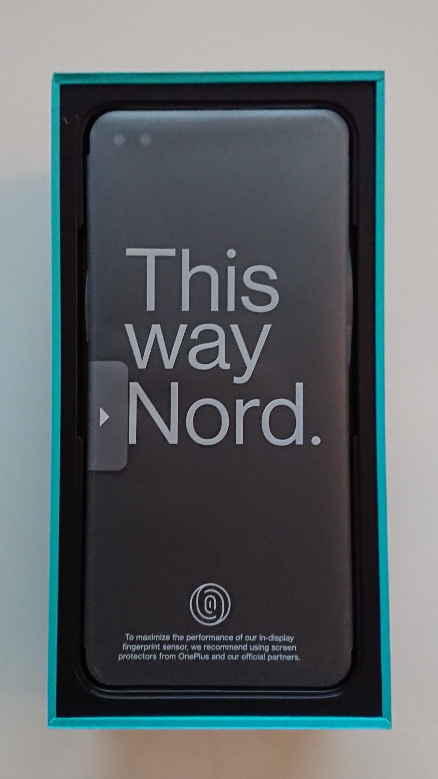 Nord packaging