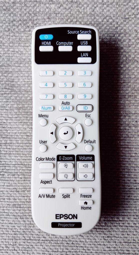 TW740 remote
