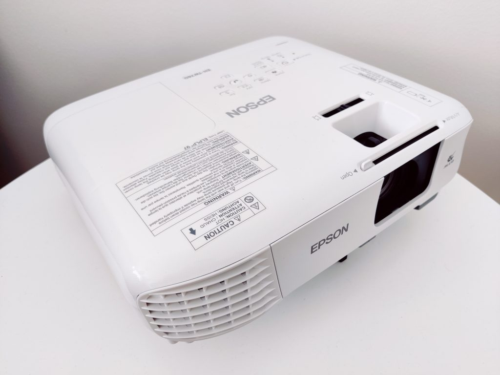 Epson above side