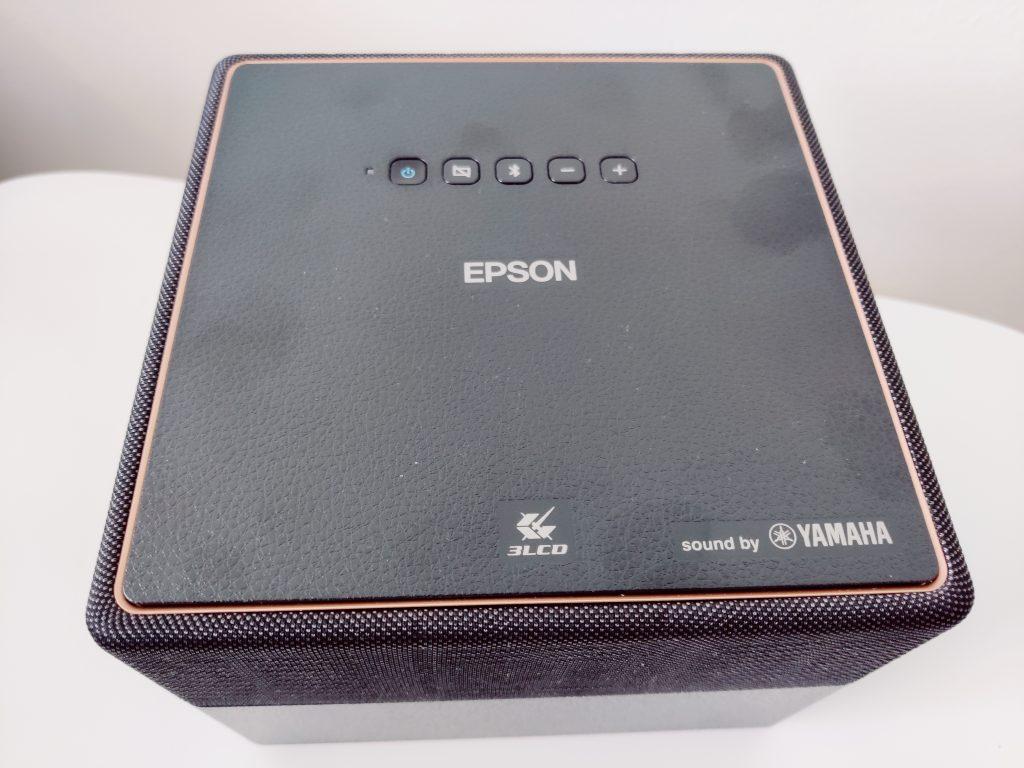 Epson EF-12 top